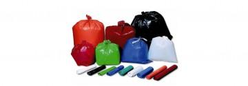 Bolsas de residuo para consorcios, hospitalario, industrial, para desechos patogénicos.